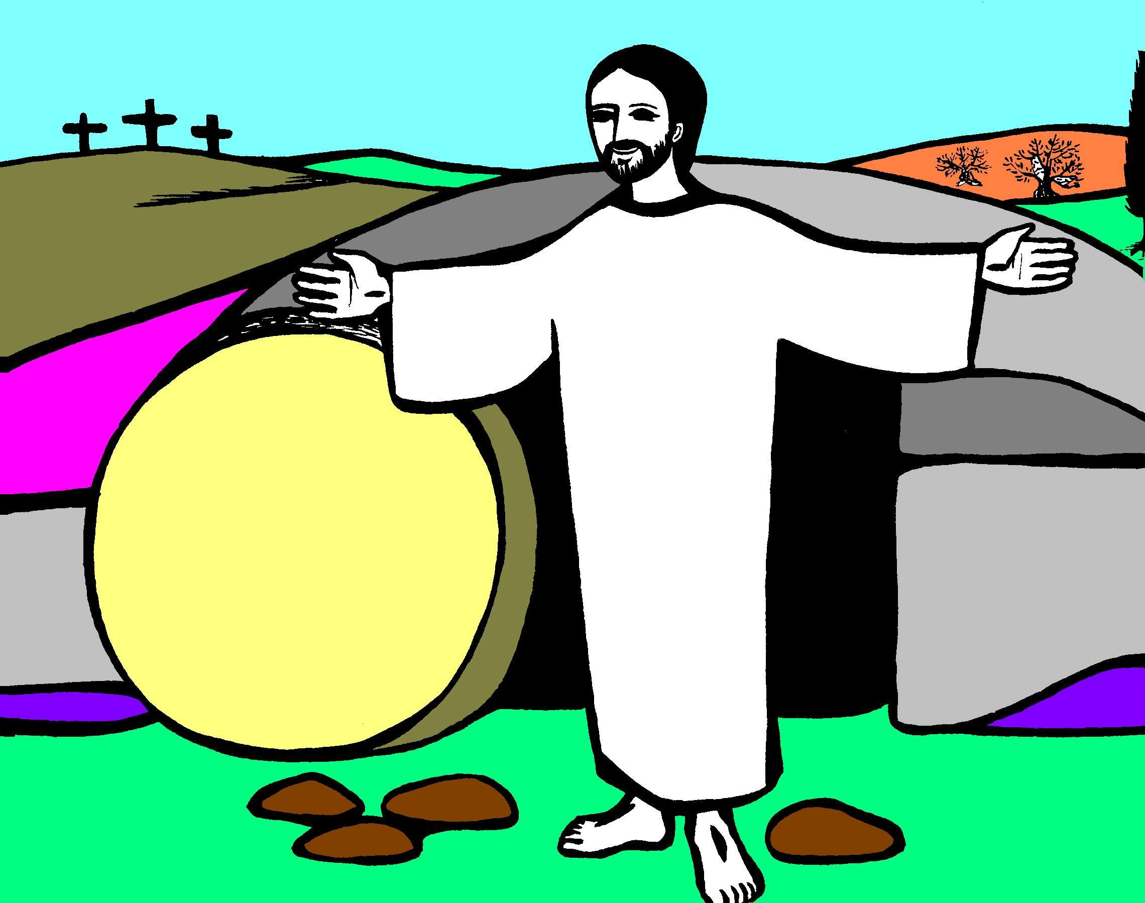 Z-IMAGE Jésus ressuscité