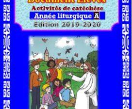 Protégé: Livret Catéchèse CE2 CM 2019-2020
