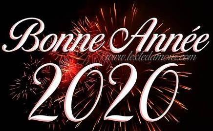 IMAGE VOEUX et PRIERES nouvel an 2020